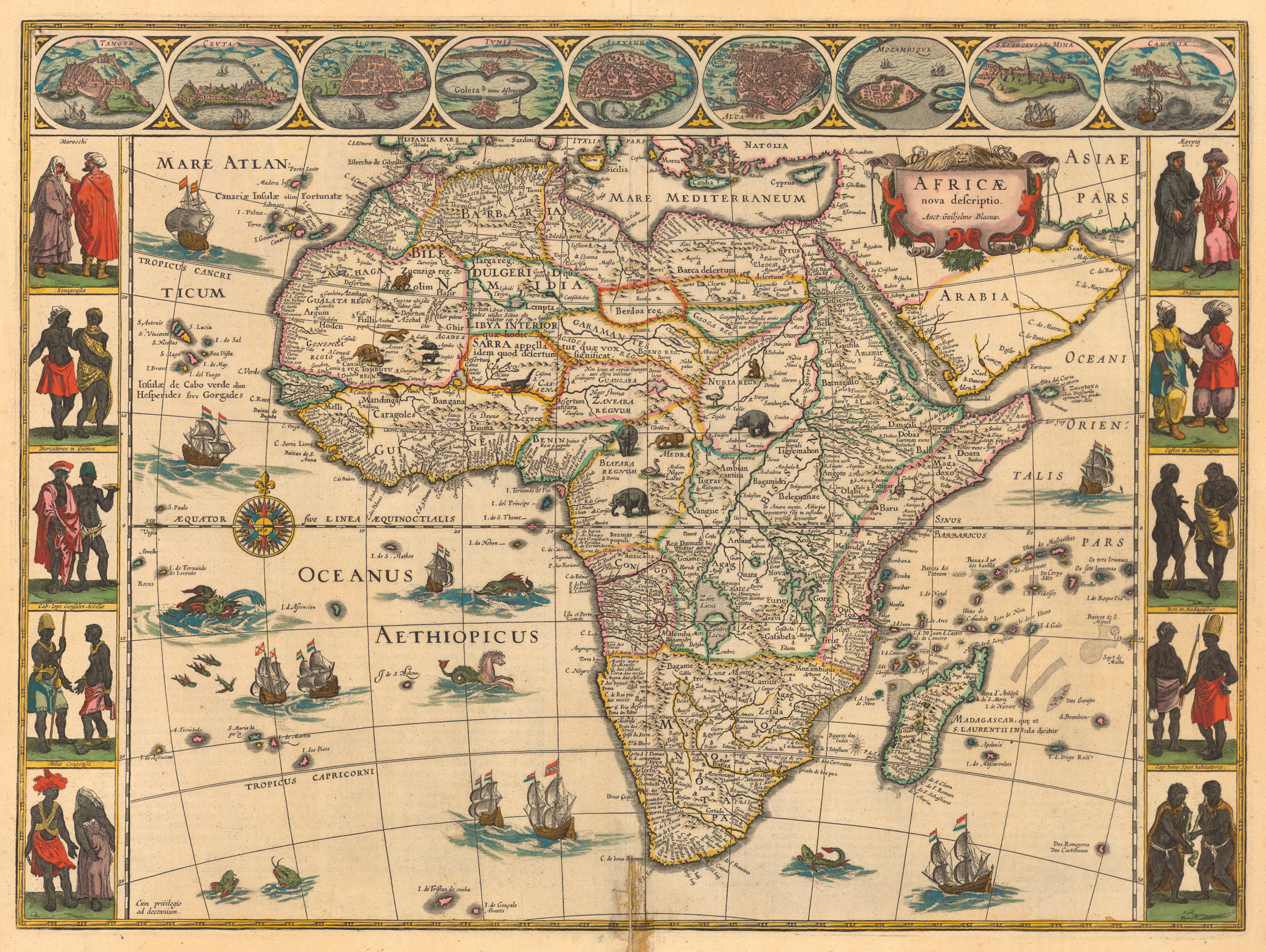 Index of W07. Early Modern Africa